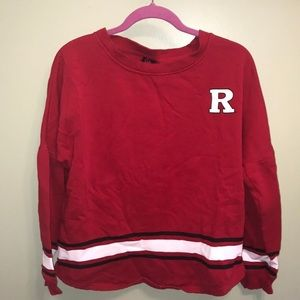 Rutgers Sweat Shirt